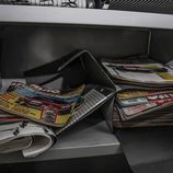 Fábrica abandonada Bugatti Campogalliano - revistas