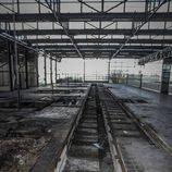 Fábrica abandonada Bugatti Campogalliano - instalación