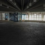 Fábrica abandonada Bugatti Campogalliano - exposición