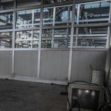 Fábrica abandonada Bugatti Campogalliano - equipos