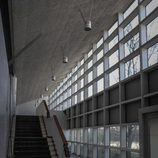 Fábrica abandonada Bugatti Campogalliano - escalera