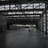 Fábrica abandonada Bugatti Campogalliano - cuerpo principal