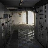 Fábrica abandonada Bugatti Campogalliano - sala