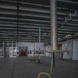Fábrica abandonada Bugatti Campogalliano - trabajo