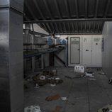 Fábrica abandonada Bugatti Campogalliano - estancia