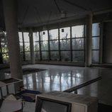 Fábrica abandonada Bugatti Campogalliano - monitor