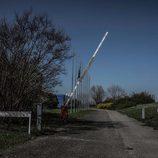 Fábrica abandonada Bugatti Campogalliano - entrada principal