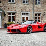 Ferrari LaFerrari ocasión 2016 - rojo
