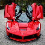 Ferrari LaFerrari ocasión 2016 - puerta