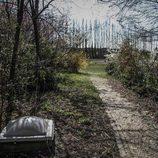 Fábrica abandonada Bugatti Campogalliano - jardines