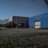 Fábrica abandonada Bugatti Campogalliano - fábrica