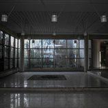 Fábrica abandonada Bugatti Campogalliano - hall