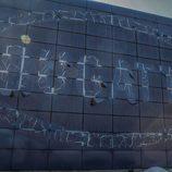 Fábrica abandonada Bugatti Campogalliano - fachada azul