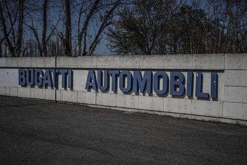Fábrica abandonada Bugatti Campogalliano - Bugatti
