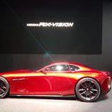 Mazda RX-Vision Concept 2016 Ginebra - rojo