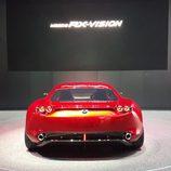 Mazda RX-Vision Concept 2016 Ginebra - zaga