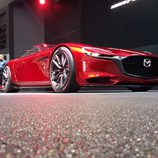 Mazda RX-Vision Concept 2016 Ginebra - led