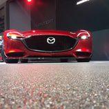 Mazda RX-Vision Concept 2016 Ginebra - logo