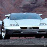 Audi Avus quattro 1991 - frontal