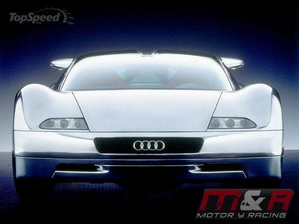 Audi Avus quattro 1991 - concept