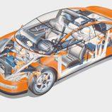 Audi Quattro Spyder 1991 - rear