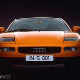 Audi Quattro Spyder 1991 - front