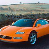 Audi Quattro Spyder 1991 - frontal