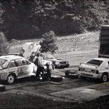 Audi Group S Rally Prototype - pruebas