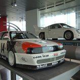 Audi Group S Rally Prototype - side