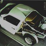 Audi Group S Rally Prototype - top