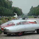 Pegaso Z-102-Cúpula 1953 - lateral