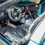 Ford GT 2006 intacto - habitáculo