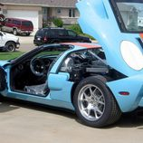 Ford GT 2006 intacto - rear