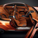 Bentley Continental GT Speed 2016 - naranja