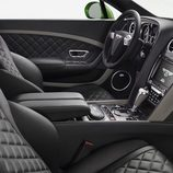 Bentley Continental GT Speed 2016 - asientos