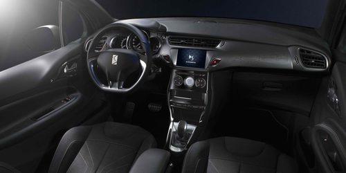 DS 3 2016 - interior