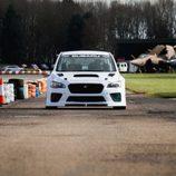 Subaru WRX STI 2016 Récord - frontal