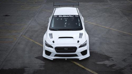 Subaru WRX STI 2016 Récord - capo