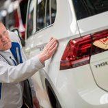 Volkswagen Tiguan 2016 Fabricación - óptico izquierdo
