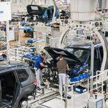 Volkswagen Tiguan 2016 Fabricación - máquinas