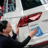 Volkswagen Tiguan 2016 Fabricación - leds