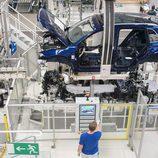 Volkswagen Tiguan 2016 Fabricación - negro