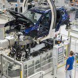 Volkswagen Tiguan 2016 Fabricación - chasis