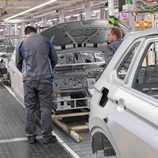 Volkswagen Tiguan 2016 Fabricación - operario