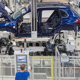 Volkswagen Tiguan 2016 Fabricación - puerta