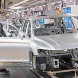 Volkswagen Tiguan 2016 Fabricación - puertas