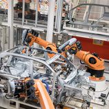 Volkswagen Tiguan 2016 Fabricación - robot