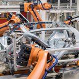 Volkswagen Tiguan 2016 Fabricación - naranja