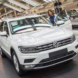 Volkswagen Tiguan 2016 Fabricación - terminado