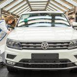 Volkswagen Tiguan 2016 Fabricación - frontal